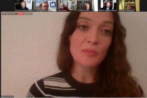 Screenshot: Aniela Mikolajczyk
