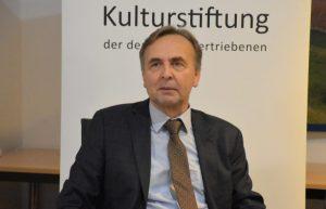 Kulturstiftung stellt neues Standardwerk zum Lastenausgleich von Prof. Dr. Manfred Kittel vor