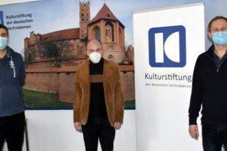 Kulturstiftung im Gespräch: Jugend der Deutschen aus Russland zu Besuch
