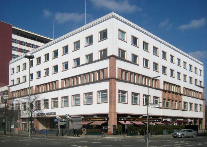 Foto: Deutschlandhaus in Berlin