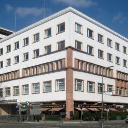 Slider: Deutschlandhaus