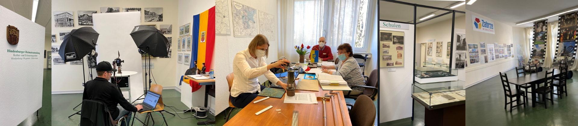 Digitalisierung der Hindenburger Heimatsammlung in Essen - Foto: © Kulturstiftung