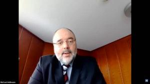Prof. Dr. Michael Hollmann, Präsident des Bundesarchivs