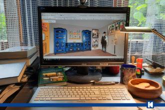 Foto: Die virtuellen Heimatsammlungen können weltweit über das Internet besucht werden.
