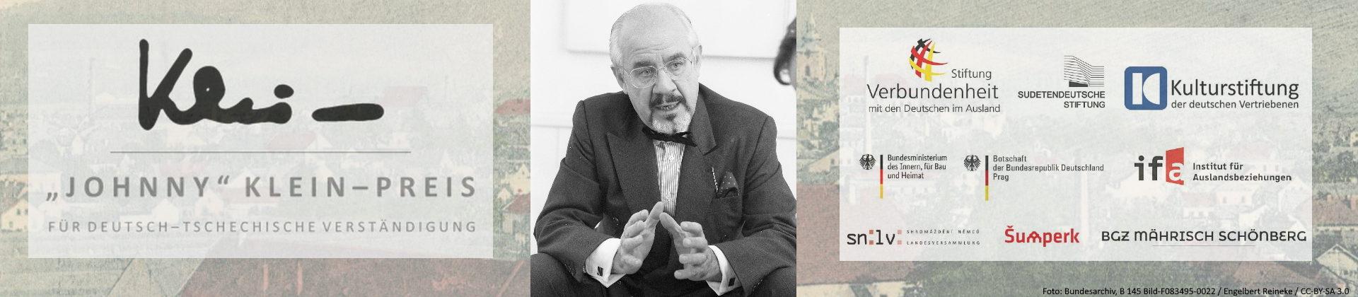 """Collage: """"Johnny-Klein-Preis"""""""
