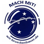 Mitmach-Logo: Videowettbewerb für junge Spätaussiedlerinnen und Spätaussiedler und junge Angehörige der Landsmannschaften